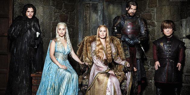 4 серии нового сезона «Игры престолов» слили в сеть, за день до премьеры