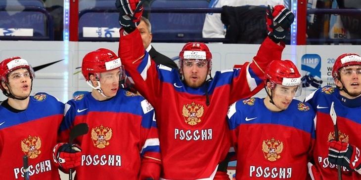 Российские хоккеисты побили рекорд сборной СССР 1983 года