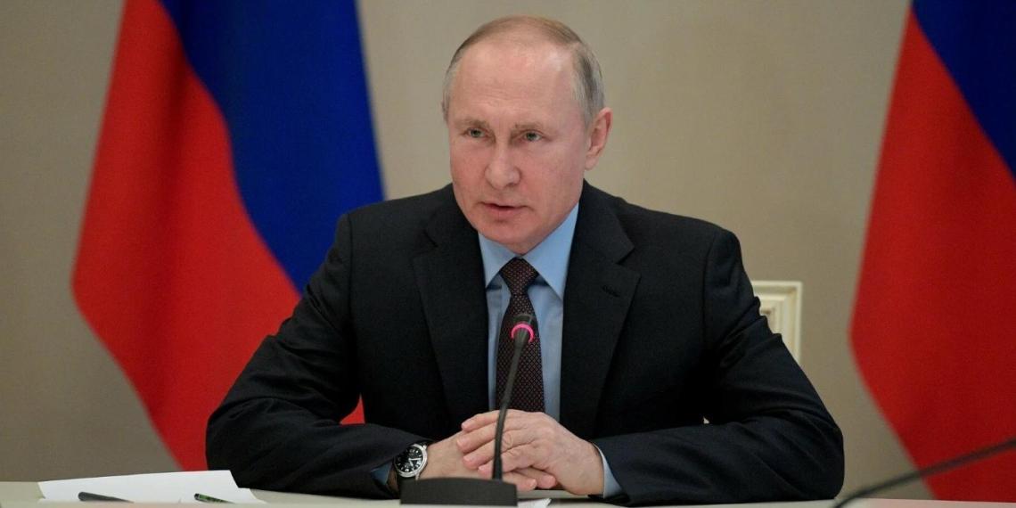 Путин раскритиковал идею разместить афганских беженцев в странах Центральной Азии