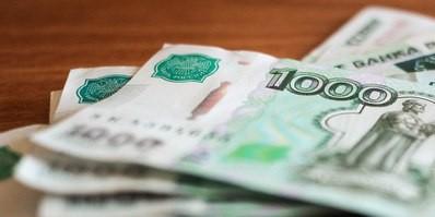 Реальная зарплата россиян упала за год на 9,5%