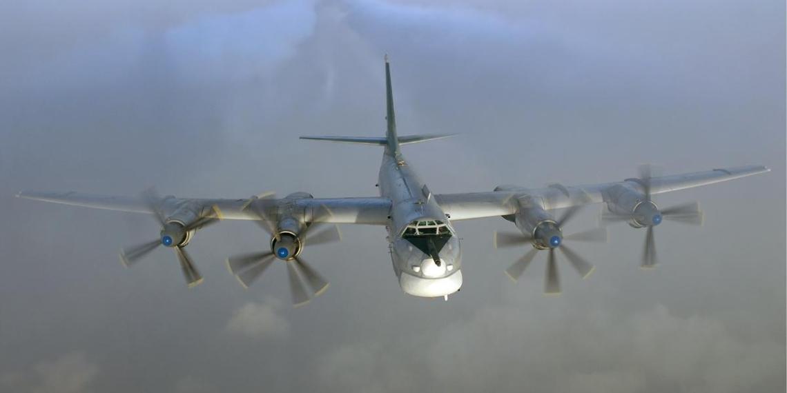 В США заявили о серьезной нагрузке на авиацию из-за российских Ту-95