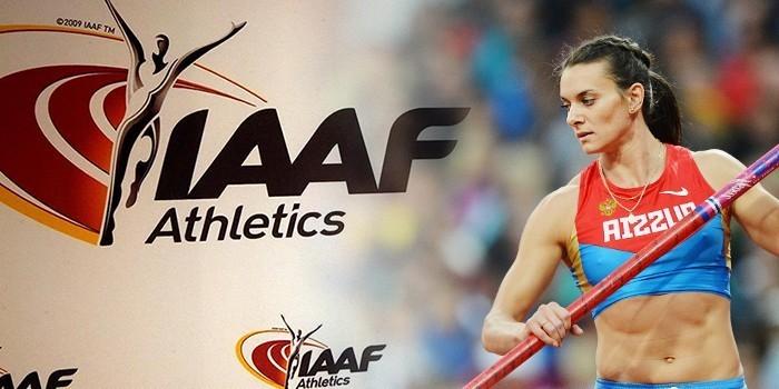Исинбаева заявила о получении IAAF приказа не допускать россиян на ОИ