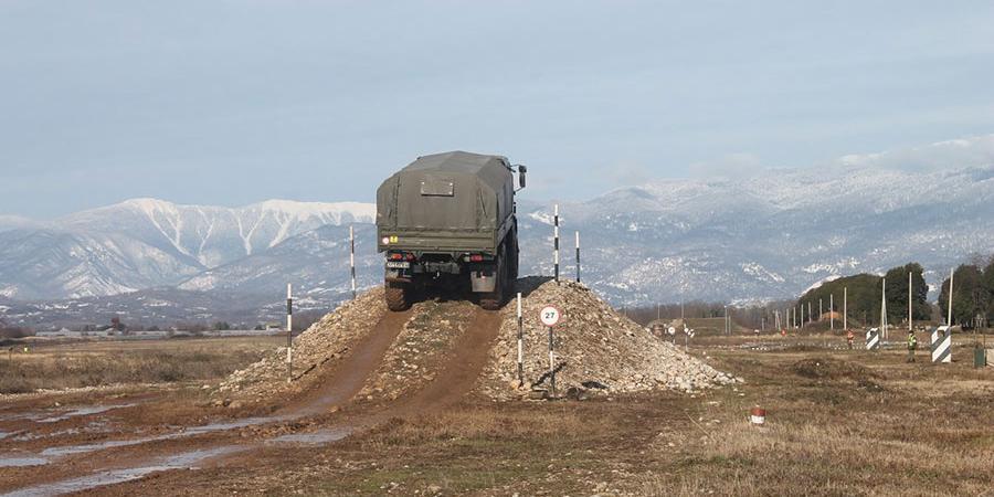 Российский военнослужащий погиб в Абхазии