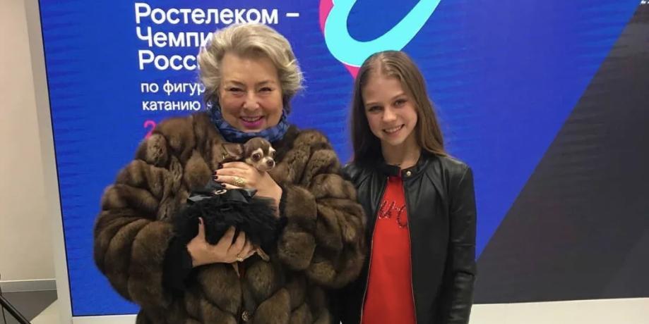 Тарасова рассказала, как уход от Тутберидзе скажется на карьерах Трусовой и Косторной