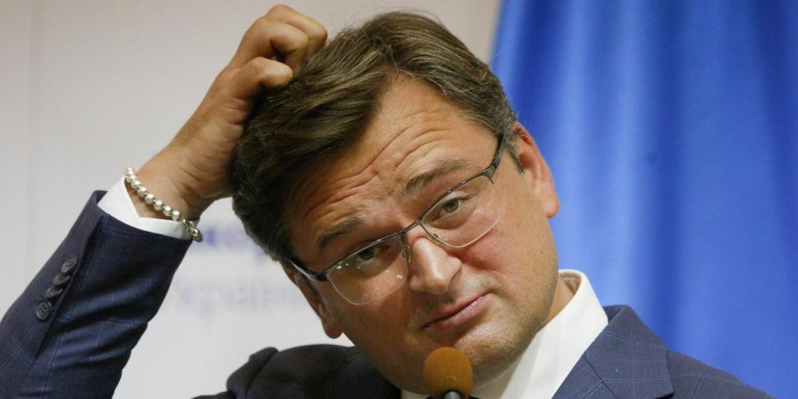 Россия ввела санкции против глав МИД и СНБО Украины