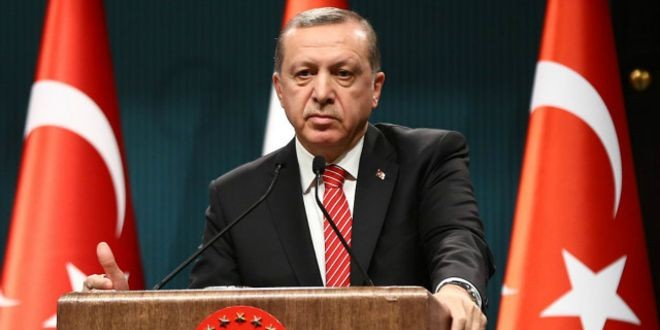 """Эрдоган ратифицировал соглашение о """"Турецком потоке"""""""
