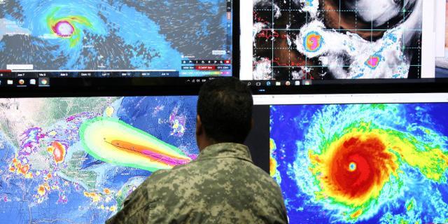 """Россия предложила помощь странам, пострадавшим от урагана """"Ирма"""""""