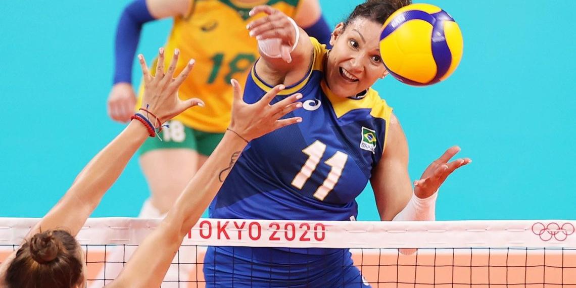 Волейболистка сборной Бразилии попалась на допинге после матча с Россией
