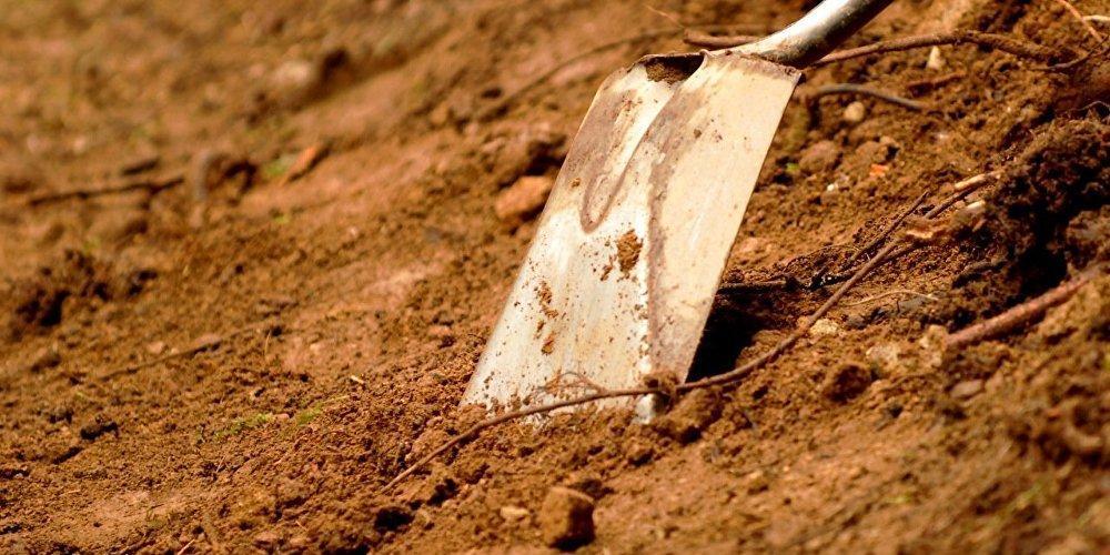 В Томске прошли соревнования по скоростному выкапыванию могил