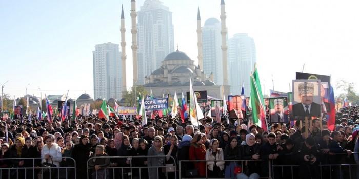 На Северном Кавказе массово отметили День народного единства