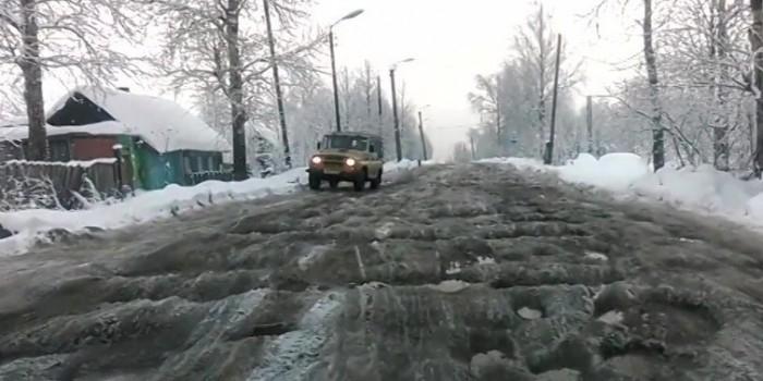 "Разбитые дороги Волгограда спасли пациентку ""скорой"" от смерти"