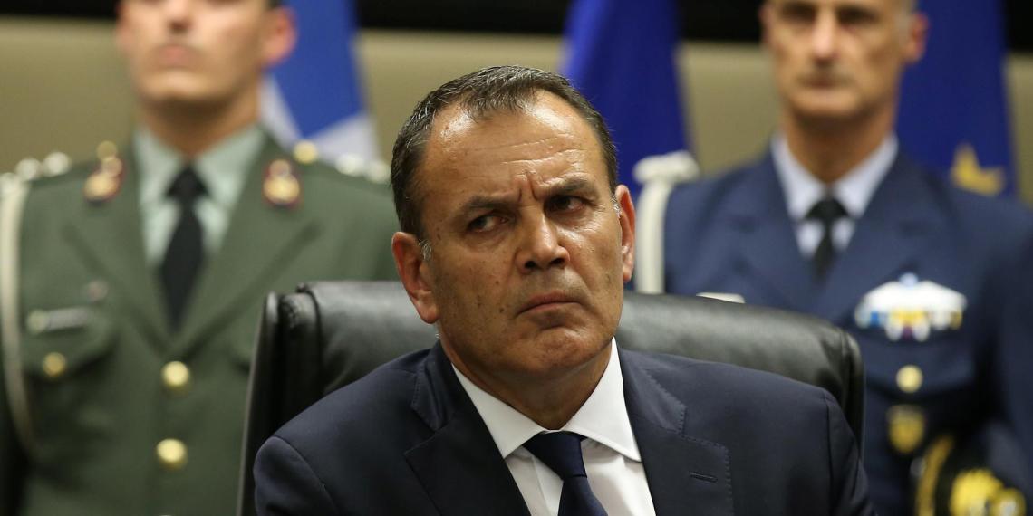 Министр обороны Греции допустил военные действия против Турции