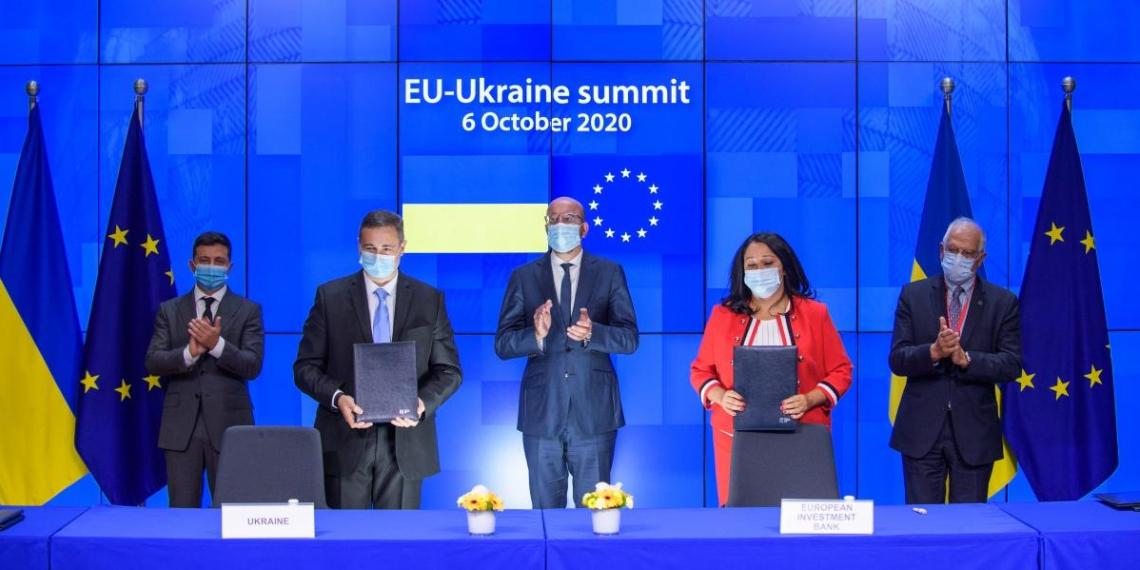 Зеленский заявил о приближении Украины к полноправному членству в ЕС