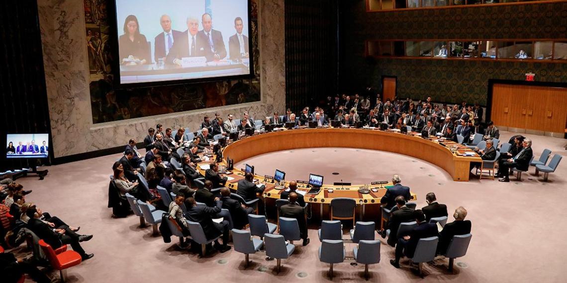 США трижды за неделю заблокировали решение Совбеза ООН по Ближнему Востоку