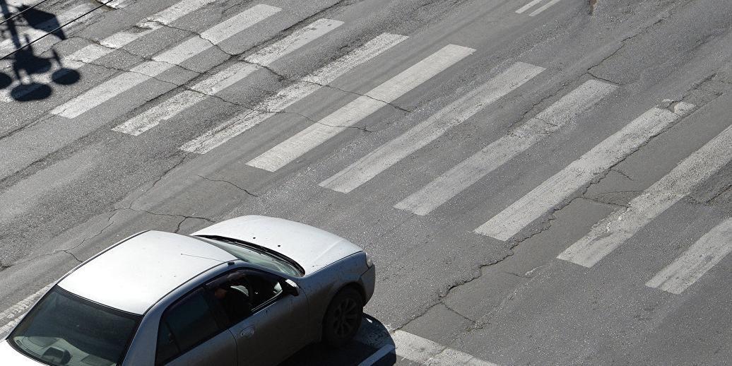 В России ужесточили штраф для водителей, не пропускающих пешеходов