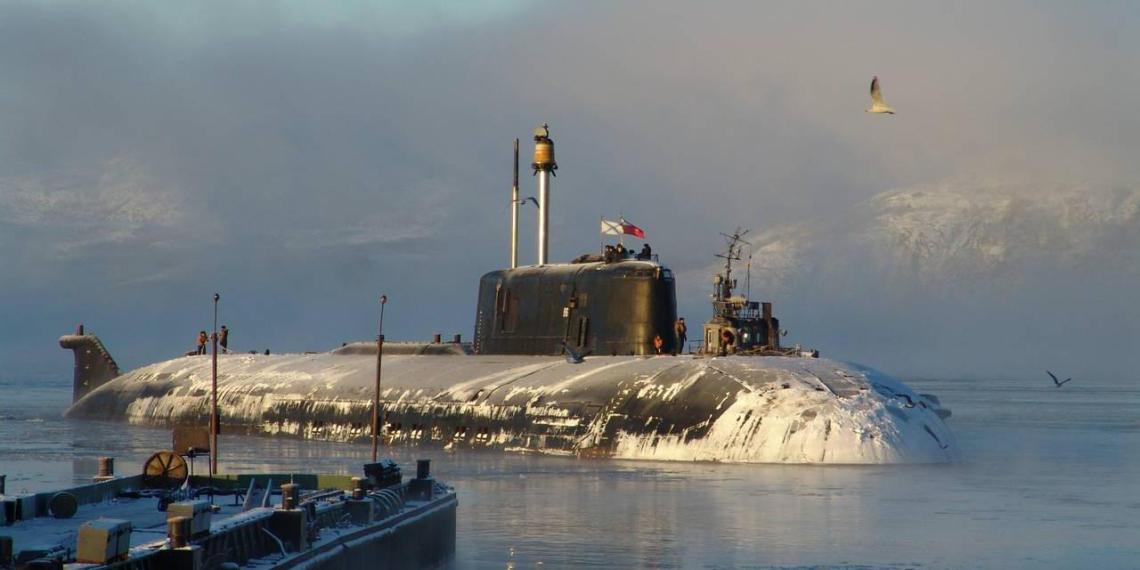 """Британцев """"ошеломило"""" число российских подлодок в Атлантике"""