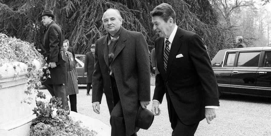МИД России предложил странам подтвердить формулу Горбачева — Рейгана