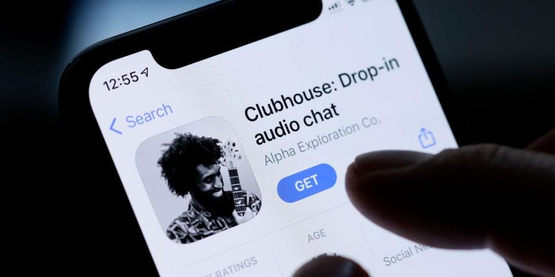 Обнаружен маскирующийся под Clubhouse для Android вирус