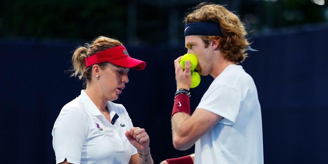 Две российские пары сыграют в финале теннисного микста