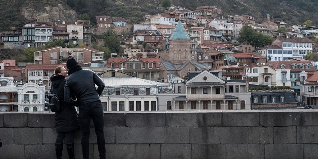 В Грузии становится все меньше российских туристов