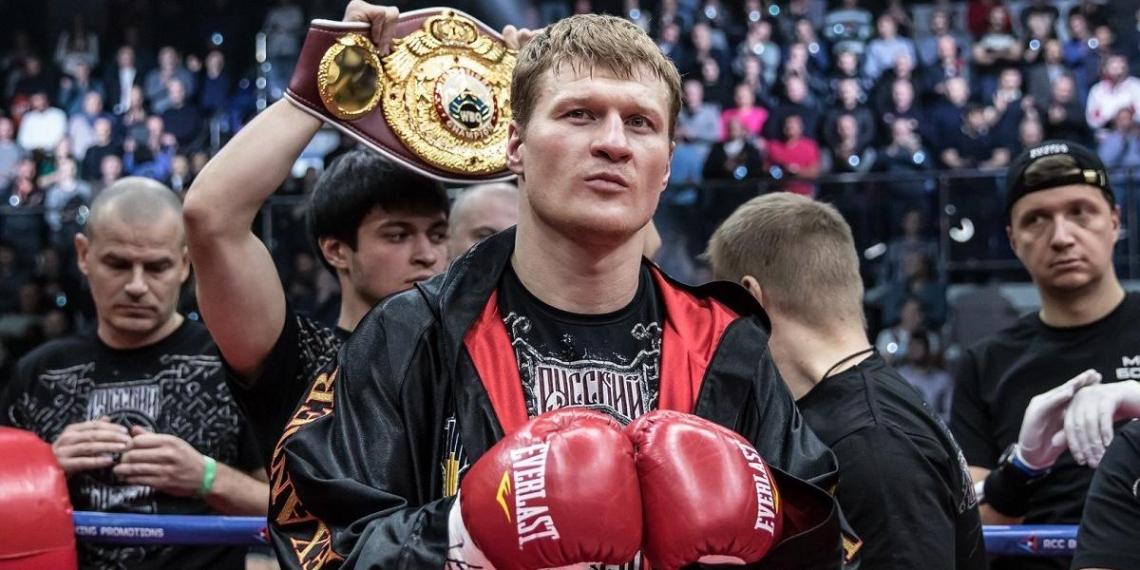 Поветкин объяснил, почему не хочет драться с украинцем Усиком