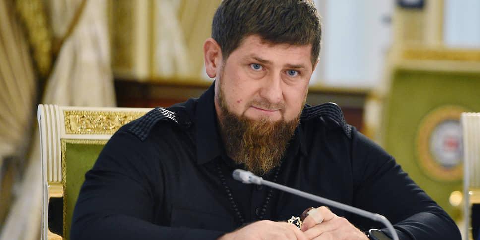 Кадыров высмеял Шлеменко из-за спора про Нурмагомедова