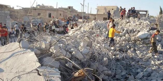 USA Today: количество мирных сирийцев, погибших от бомбардировок США, не поддается подсчету