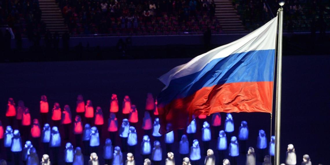 Российский гимн на соревнованиях заменят Катюшей