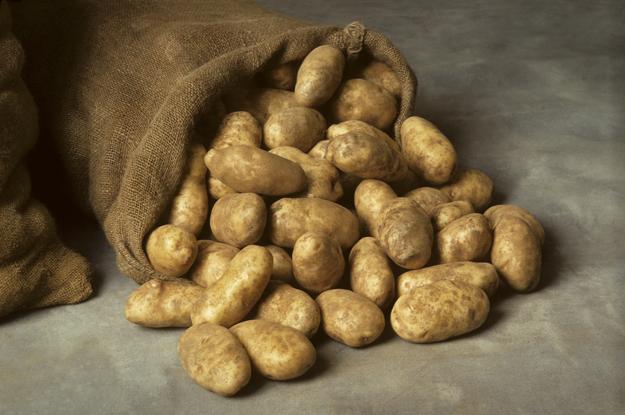 Россия вводит запрет на украинский картофель