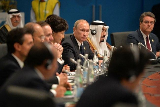 Американские эксперты развеяли миф об изоляции России на примере G20