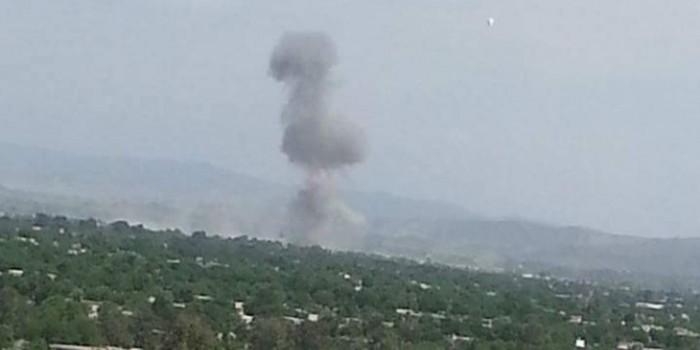Во время визита главы Пентагона в Афганистан у базы США произошел взрыв