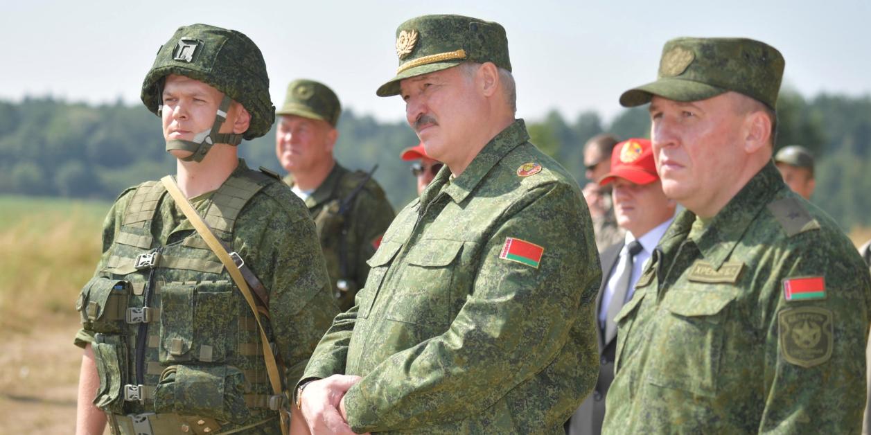 Лукашенко назвал возможным вступление Белоруссии в НАТО