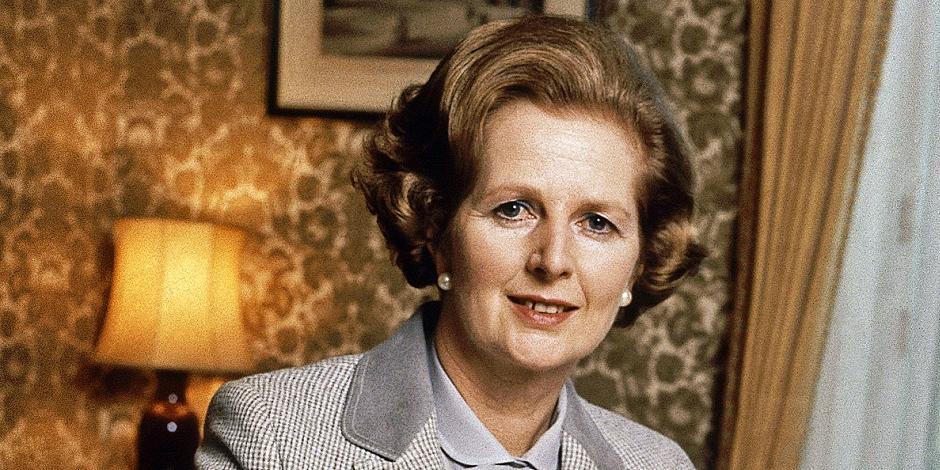 """Британский экс-дипломат напомнил о """"расизме"""" Маргарет Тэтчер"""