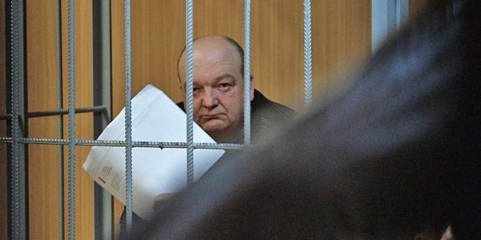 Бывший глава ФСИН Реймер признан виновным в хищении 1,3 млрд рублей