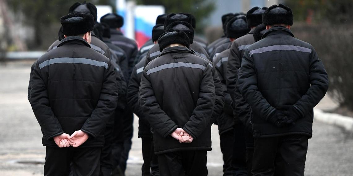 В России к строительным работам могут привлечь до 180 тыс. заключенных
