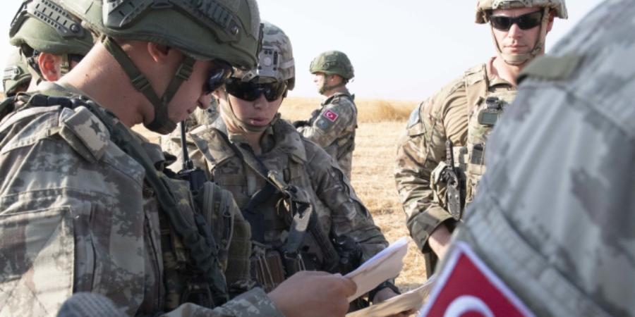 Турция хочет отправить на Украину военных советников