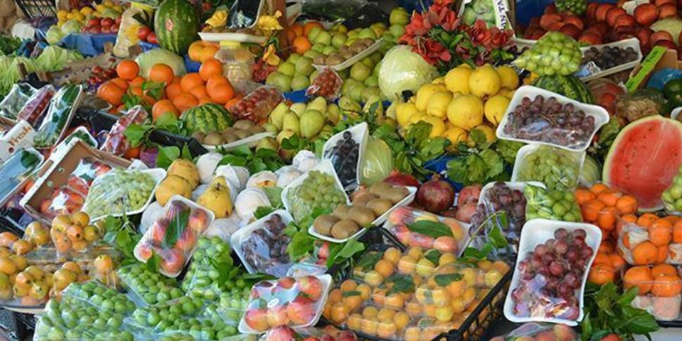 Россельхознадзор обнаружил вирусы в турецких фруктах и овощах