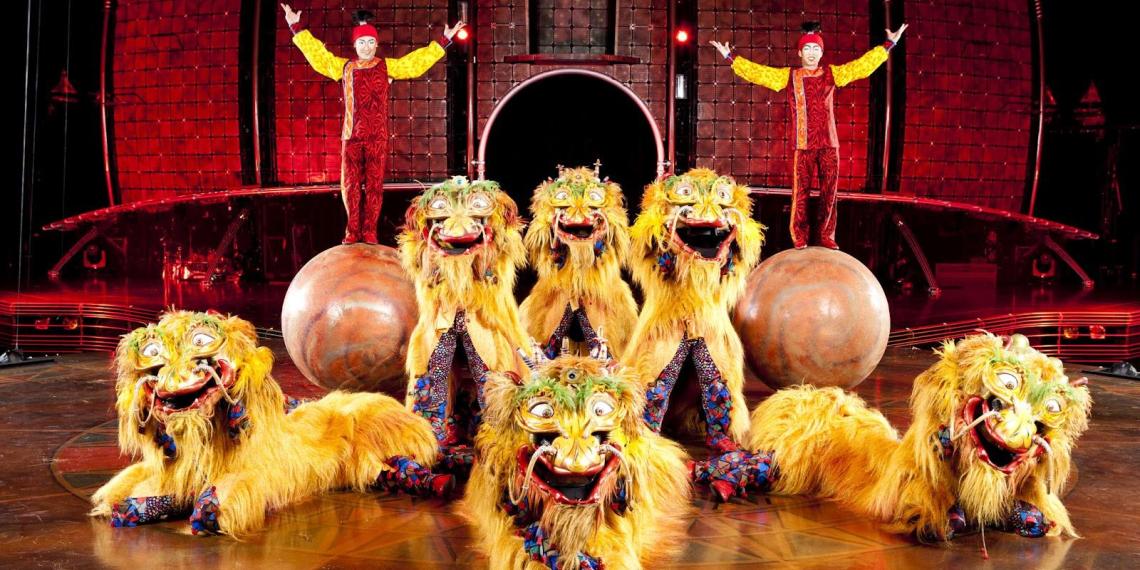 Cirque du Soleil сократит 90% штата из-за пандемии коронавируса