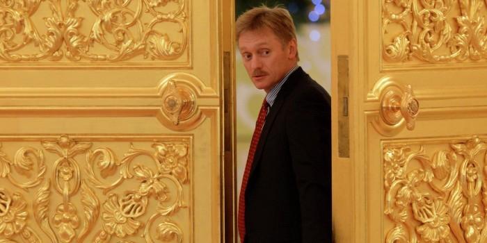 Песков прокомментировал планы СБУ запретить въезд Самойловой