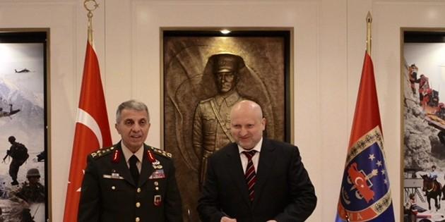 Турция и Украина создают военно-политический альянс в Черном море
