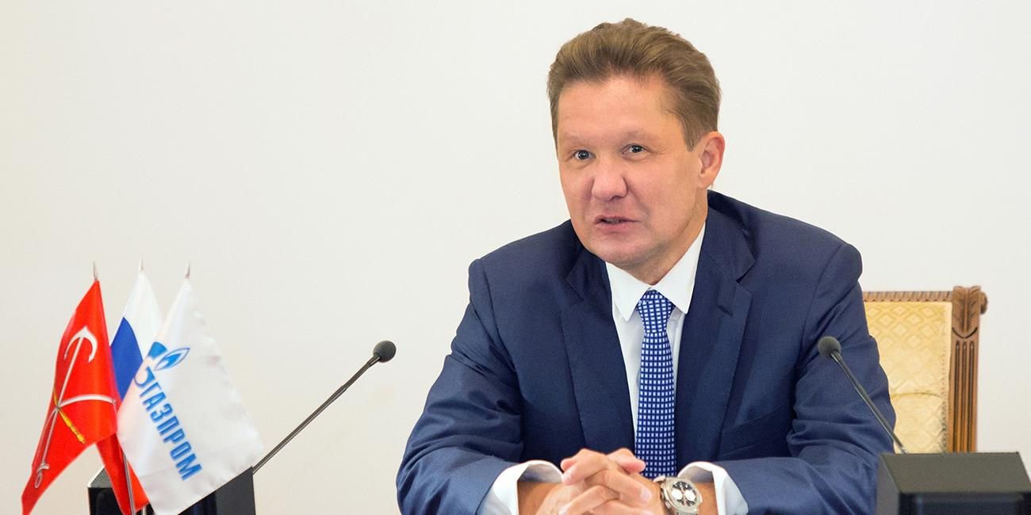 В Кремле удивлены санкциями против Миллера на фоне желания Украины договориться по газу