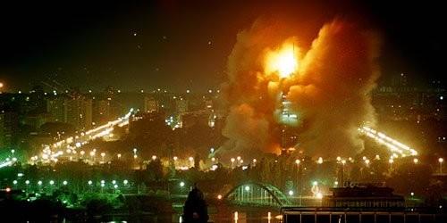 Washington Times: Путин никогда бы не допустил бомбардировок НАТО по Югославии