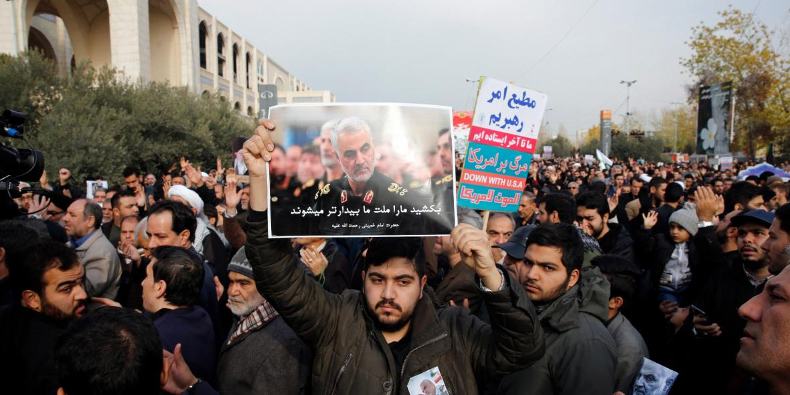 ООН: убийство американцами Сулеймани было незаконным