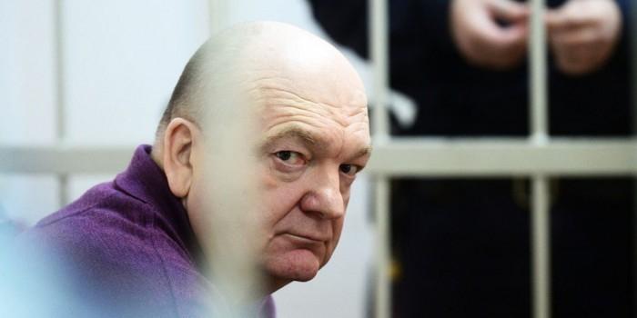 Экс-глава ФСИН Реймер приговорен к 8 годам колонии