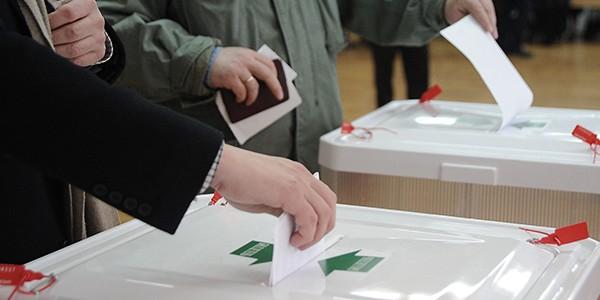 """В регионах стартовало предварительное голосование """"Единой России"""""""