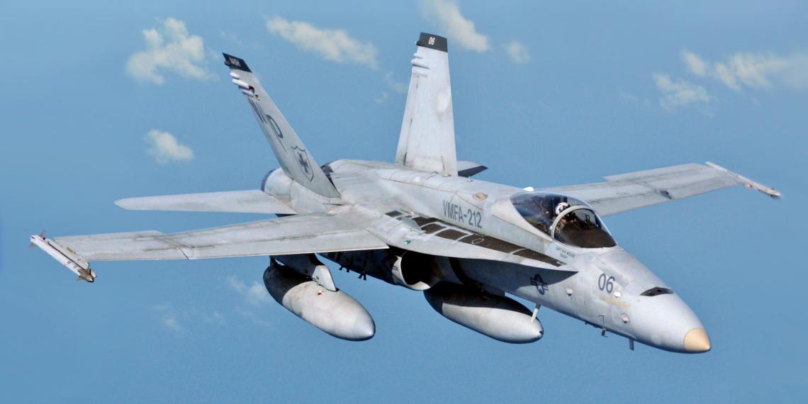 У берегов Японии столкнулись два военных самолета США