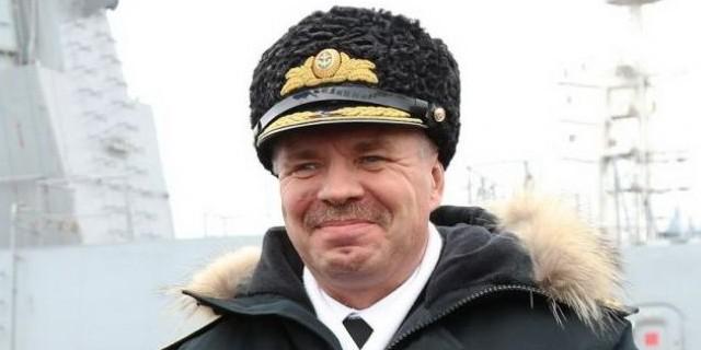 Киев обвинил командующего Черноморским флотом в причинении ущерба на 1 трлн гривен