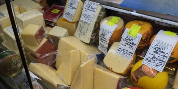 Чиновники предложили штрафовать россиян за перевозку санкционных продуктов