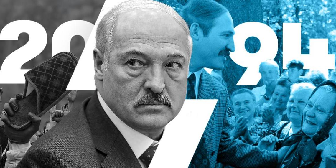 От правдоруба до диктатора: как Лукашенко растерял имидж народного любимца