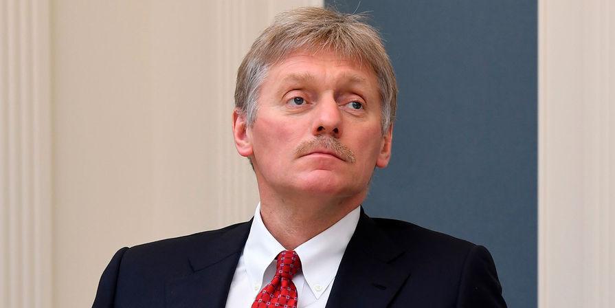 Кремль отреагировал на предложения ввести санкции против РФ из-за инцидента в Минске